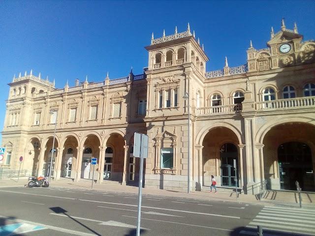 Gare de Zamora