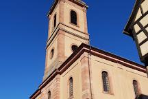 Eglise protestant Sainte-Marguerite, Riquewihr, France