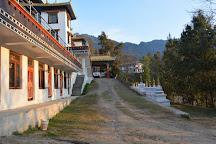 Namkha Khyung Dzong Rigdin Choling Monastery, Kathmandu, Nepal