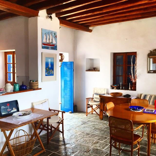 Kastro Keeley Villa 1 Sifnos Island Greece