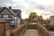 Walls of Chester, Chester, United Kingdom