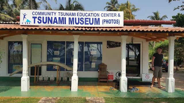 Community Tsunami Education Center & Museum