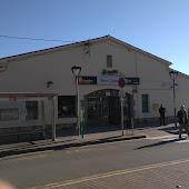 Железнодорожная станция  Sant Celóni