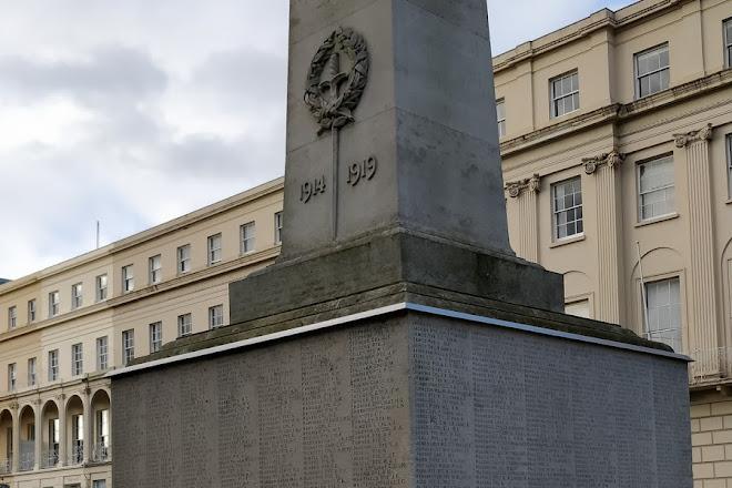 Boer War Memorial, Cheltenham, United Kingdom