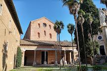 Abbazia delle Tre Fontane, Rome, Italy