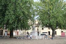 Plaza Del Grano, Leon, Spain
