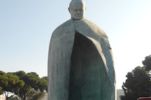 Statue of Saint John Paul II, Rome, Italy