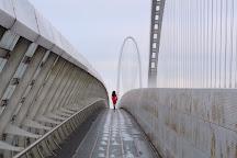 I 3 Ponti Di Calatrava, Reggio Emilia, Italy