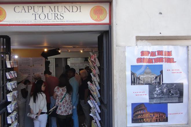 Roma Caput Tour, Rome, Italy