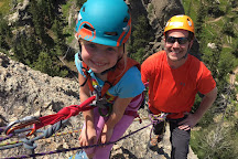 Sylvan Rocks Climbing School and Guide Service, Custer, United States