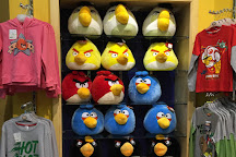 Angry Birds Activity Park, St. Petersburg, Russia