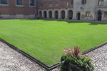 Pembroke College, Cambridge, United Kingdom