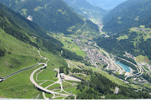 St Gotthard Pass, Airolo, Switzerland