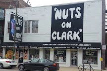 Nuts on Clark, Chicago, United States