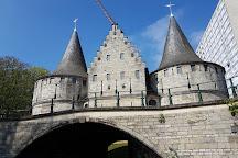 Rabot Sluice, Ghent, Belgium
