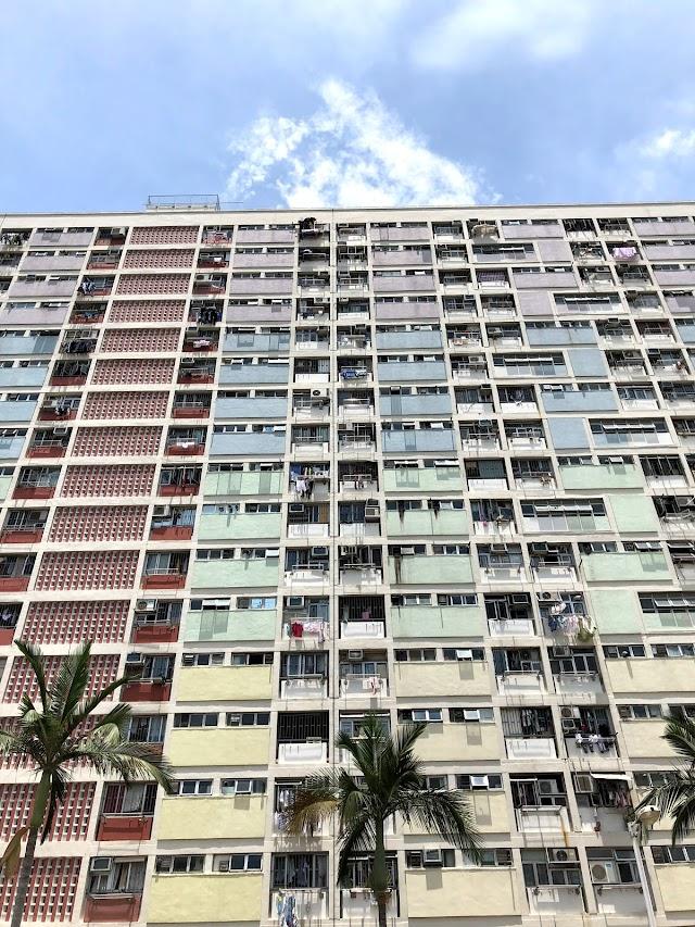 Housing Dept Off Choi Hung Estate