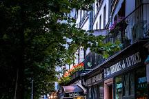 Les Thermes de Lutece, Paris, France