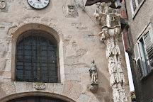 Chapelle Saint Aurelien, Limoges, France