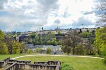 Museum Drai Eechelen, Luxembourg City, Luxembourg
