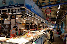 Incheon Complex Fish Market, Incheon, South Korea