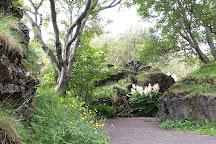 Hellisgerdi Park, Hafnarfjordur, Iceland