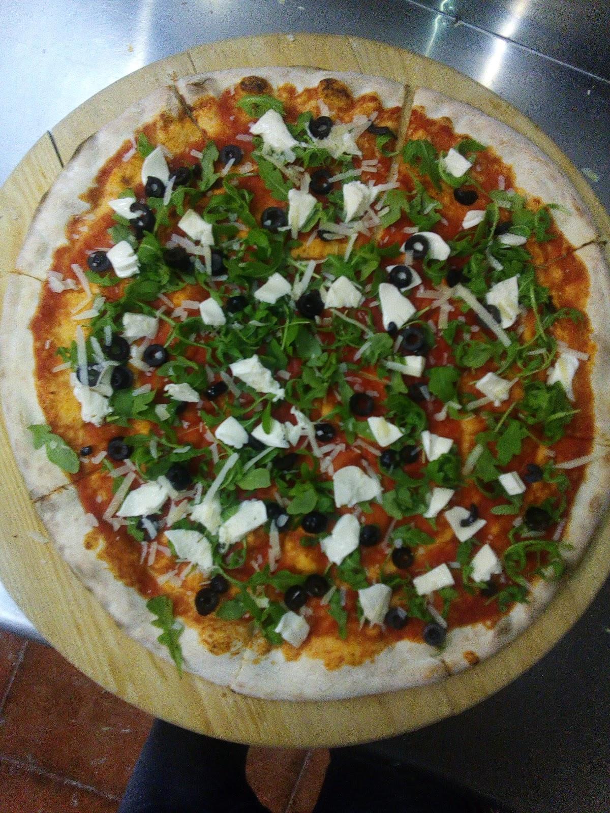 Pizza Genuino - la pizza italiana