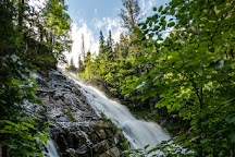 Bertha Falls, Waterton Lakes National Park, Canada