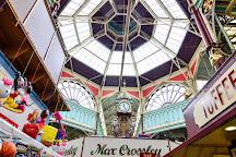 Halifax Borough Market, Halifax, United Kingdom