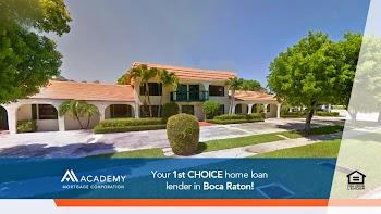 Academy Mortgage Corporation- Boca Raton Payday Loans Picture
