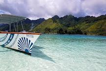 Moorea Miti Tours, Moorea, French Polynesia
