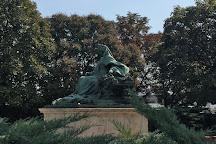 Statue of Queen Elizabeth, Budapest, Hungary
