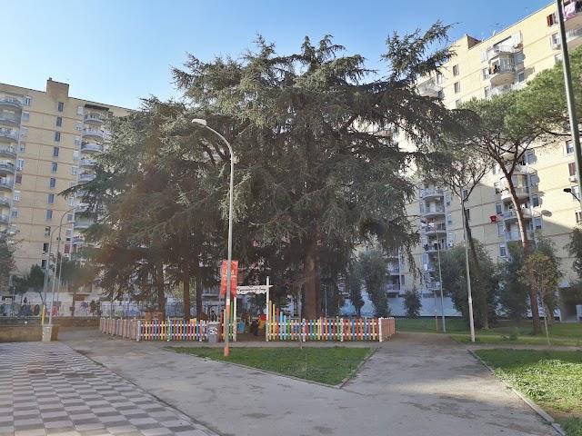 Parco Hugo Pratt ( Parco Corto Maltese)