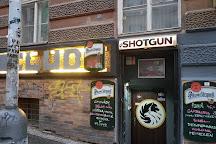 Shotgun, Prague, Czech Republic