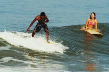 Moon Waves Surf School, Varkala Town, India