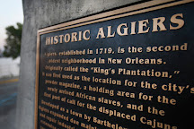 Algiers Point, New Orleans, United States