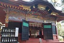 Ichinomiya Nukisaki Shrine, Tomioka, Japan