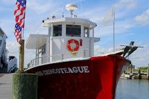 Miss Chincoteague Boat, ANJ Bay Adventure, Chincoteague Island, United States