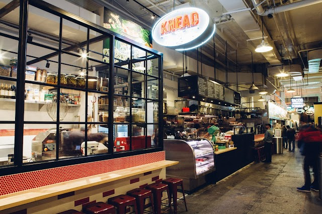 Knead & Company Pasta Bar