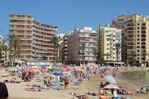 Playa del Cura, Torrevieja, Spain
