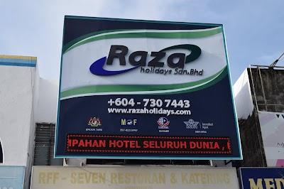 Raza Holidays Sdn. Bhd.