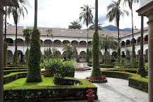 Fundacion Iglesia de la Compania, Quito, Ecuador