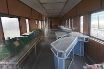 Railway Museum, Tashkent, Uzbekistan