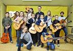 Уроки гитары, обучение вокалу, курсы игры на фортепиано, киношкола, кружок шахмат в школе-студии