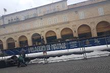 Piazza del Popolo, Fermo, Italy