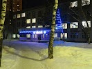 Томский политехнический техникум, улица Смирнова на фото Томска