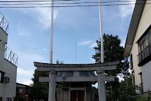 Suwa Shrine, Tokamachi, Japan