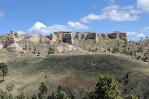 Fort Robinson State Park, Crawford, United States