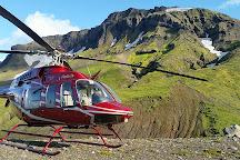 Helo Helicopter Service of Iceland, Reykjavik, Iceland