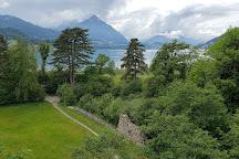 Weissenau Castle, Interlaken, Switzerland