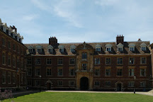 Pembroke College, Cambridge, United Kingdom
